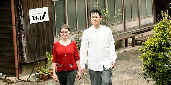 ドイツ人代表の「studio wani」が、日本の伝統工芸×現代アレンジでビジネスに挑み続ける理由